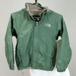 The North Face Boy's Waterproof Windbreaker Jacket